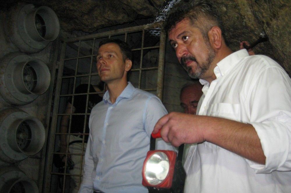 SINIŠA MALI: Tašmajdan je skrivena duša Beograda!