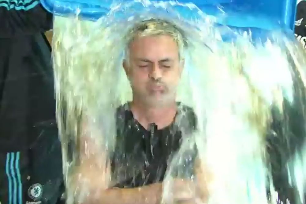 (VIDEO) GOSPODIN POSEBNI: Prihvatio Drogbin izazov i burno reagovao na ledenu vodu