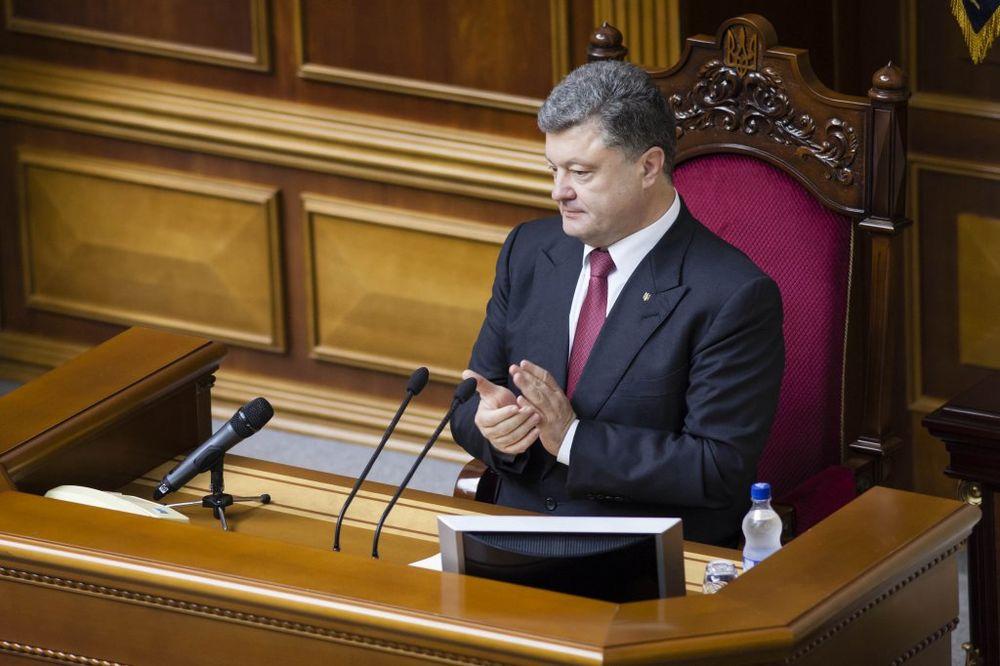 UŽIVO DAN 185 NEOČEKIVANO: Petar Porošenko u nedelju raspušta skupštinu?
