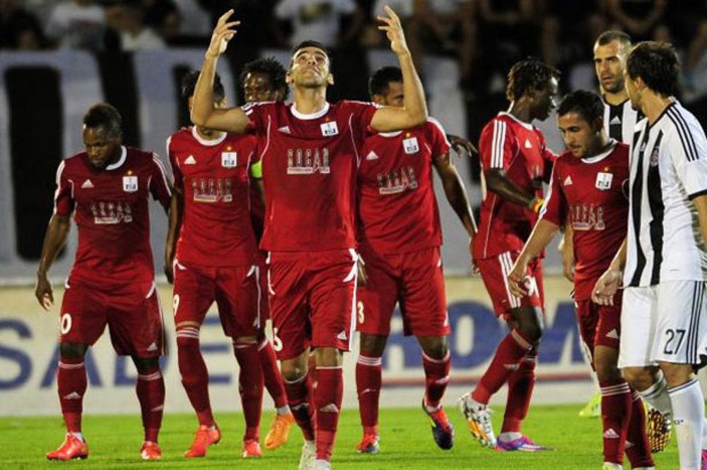 (VIDEO) LUDILO U HUMSKOJ: Nefči dao 4 gola, Partizan pobedio 3:2