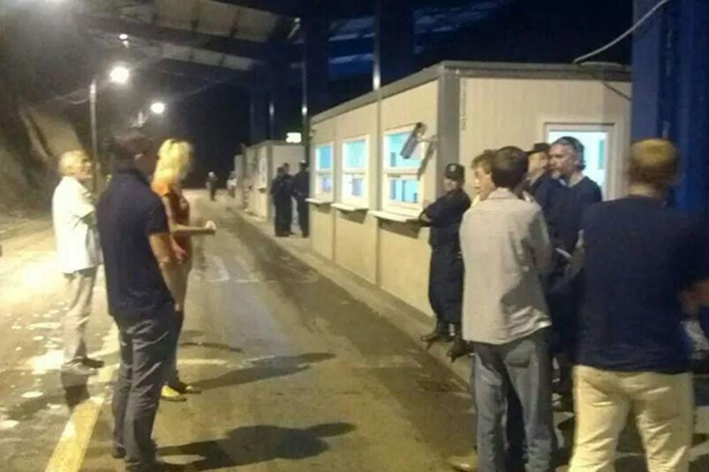 KRAJ DRAME: Novinari krenuli iz Jarinja za Beograd!