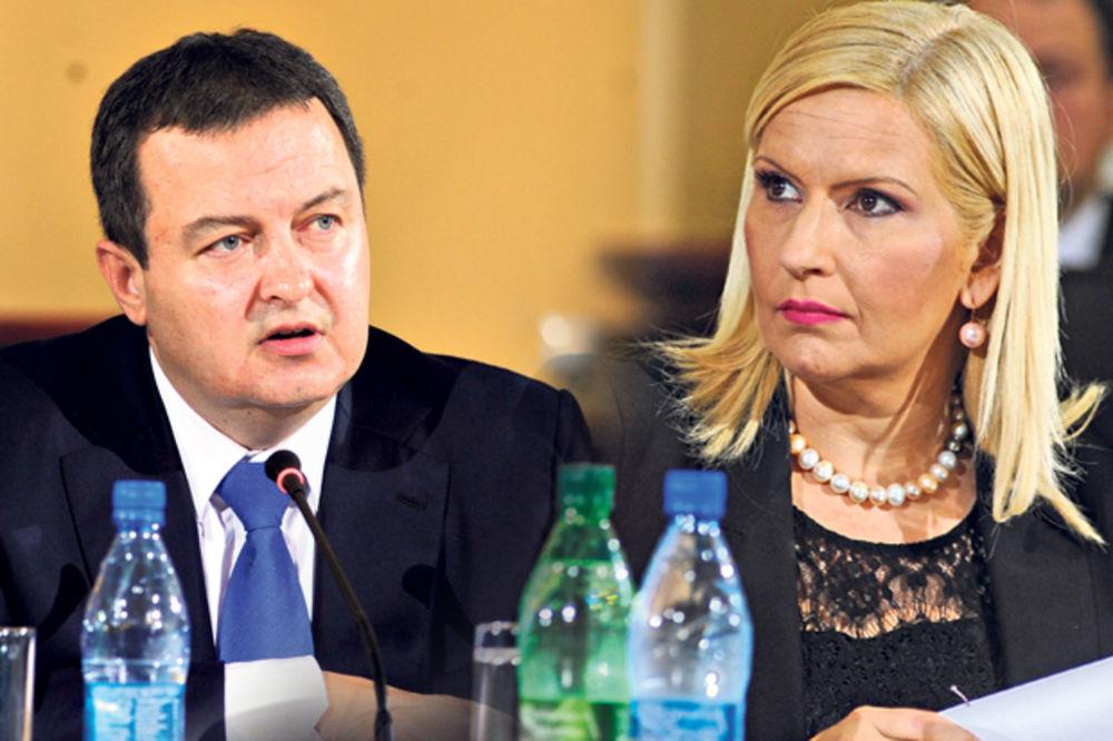 SARADNIČKA MREŽA: Ivica Dačić ima četiri, a Zorana Mihajlović osam savetnika