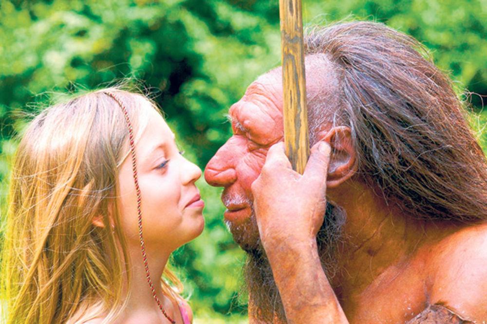 Neandertalci i ljudi živeli zajedno pet milenijuma!