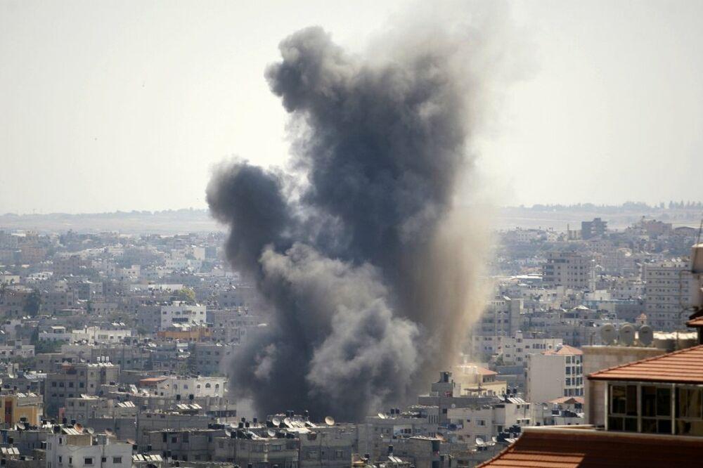 UŽIVO DAN 46 POJAS GAZE: Nove žrtve izraelskih vazdušnih napada