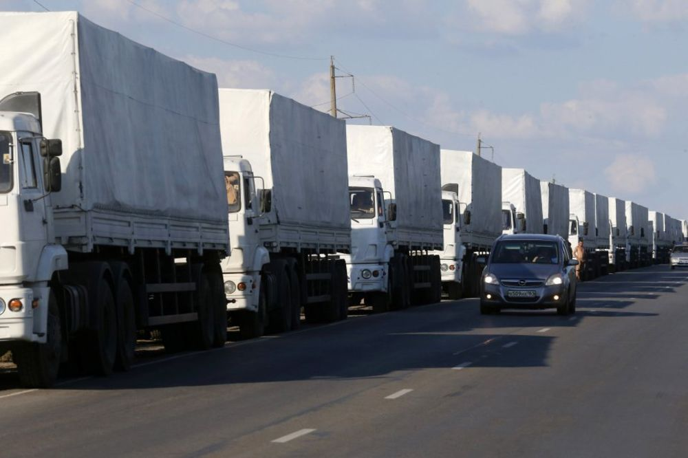 UŽIVO DAN 186 RUSIJA: Naš humanitarni konvoj kreće za Lugansk, više ne može da se čeka