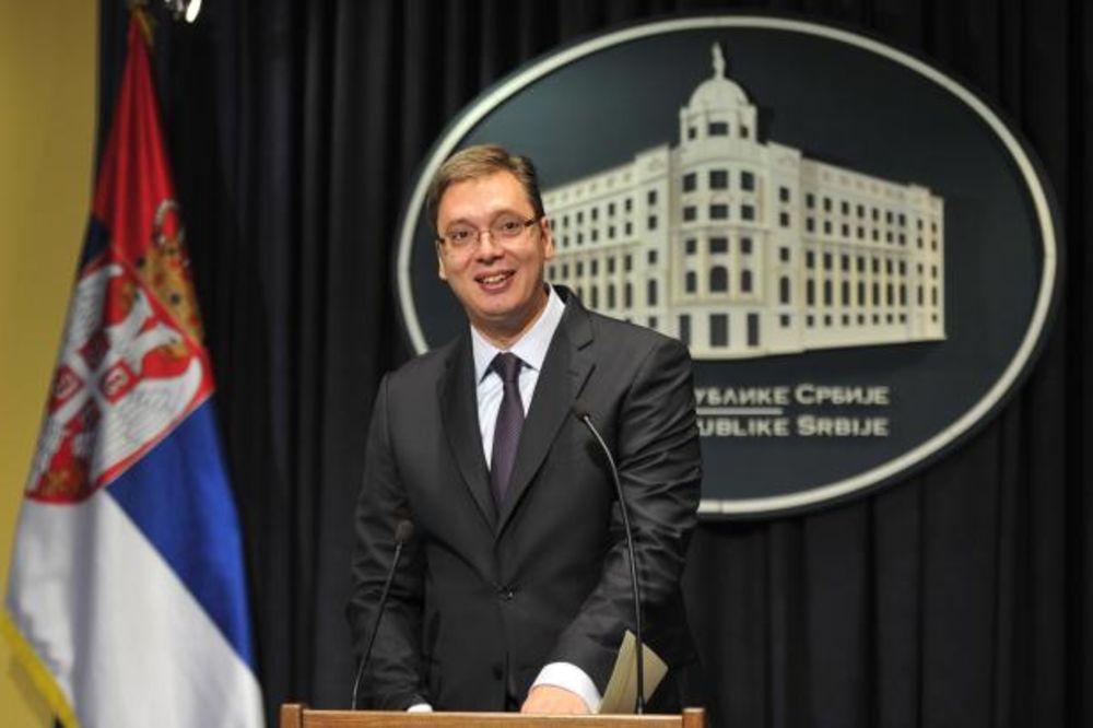 Vučić: Platili smo struju!
