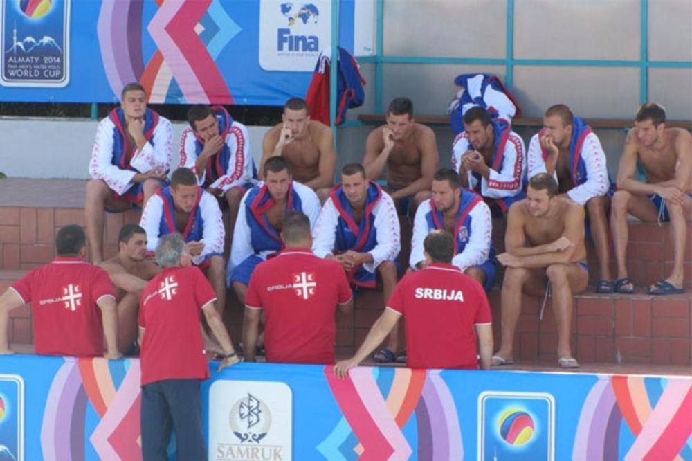 NA REDU SU HRVATI: Vaterpolisti Srbije u polufinalu FINA kupa