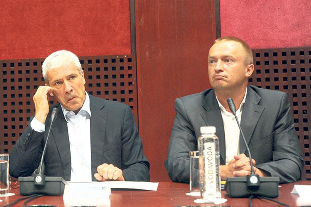 PUCA NA NOVU FOTELJU: Tadić hoće da bude premijer Vojvodine