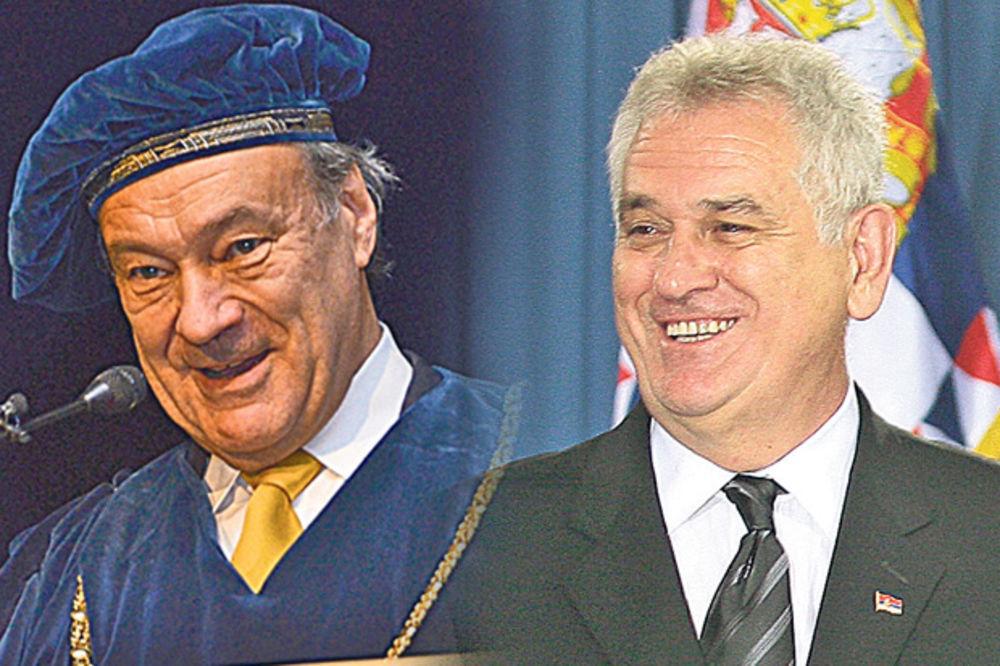 AKADEMIJA: Mnogi Srbi su članovi, zato je Nikolić pokrovitelj