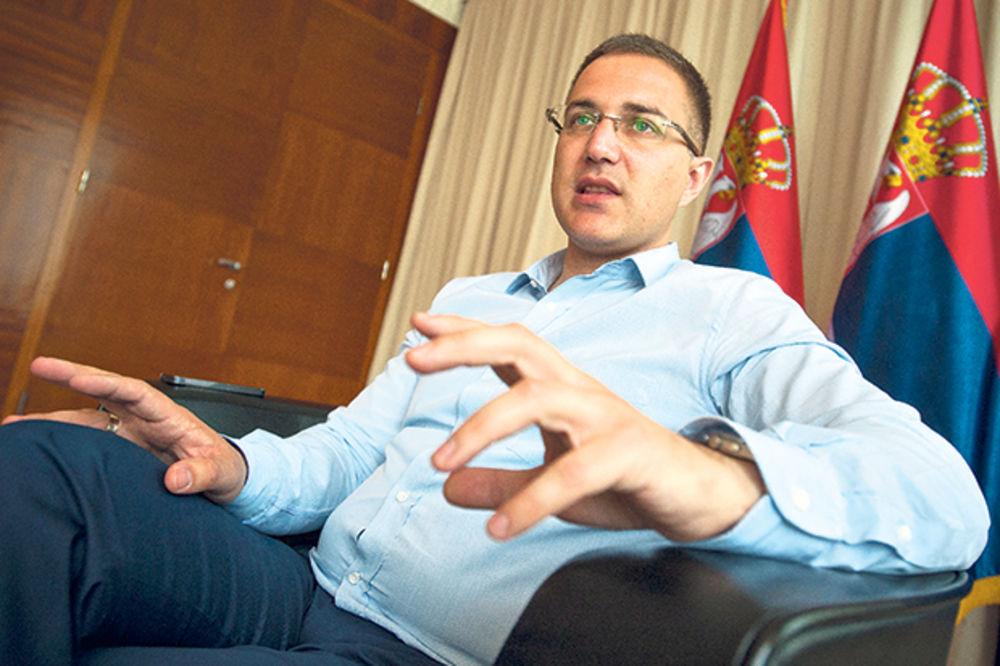 Nebojša Stefanović za Kurir: Lukinog ubicu nismo upozorili da pobegne