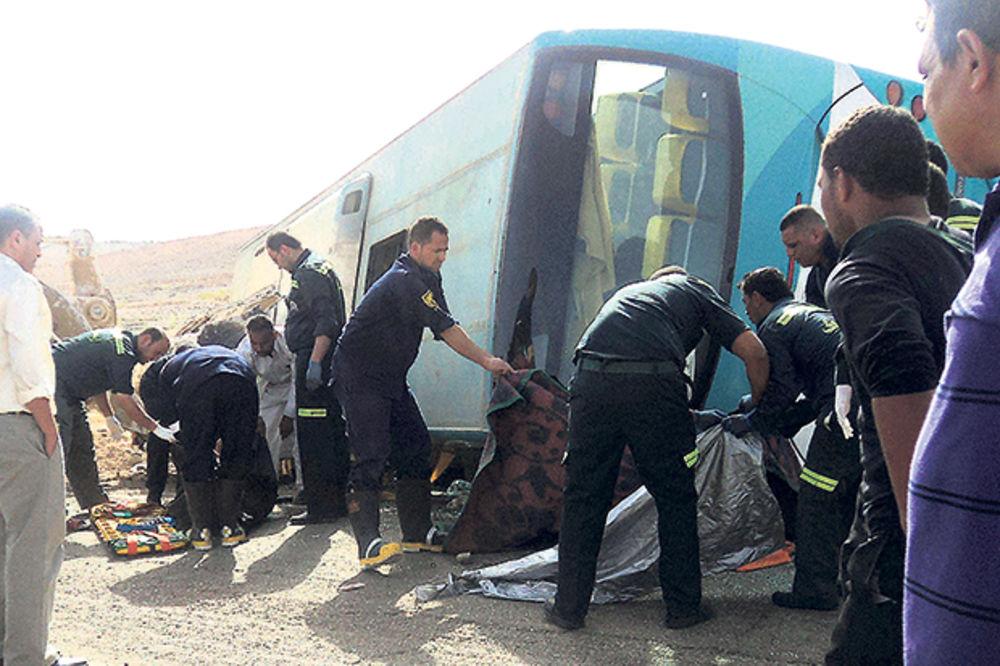 TRAGEDIJA: Stradalo 33 ljudi kod Šarm el Šeika