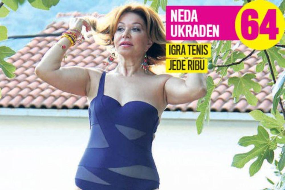 SEKSI I U ZRELIM GODINAMA: Verica, Dana i Goca u bikiniju kao devojčice!