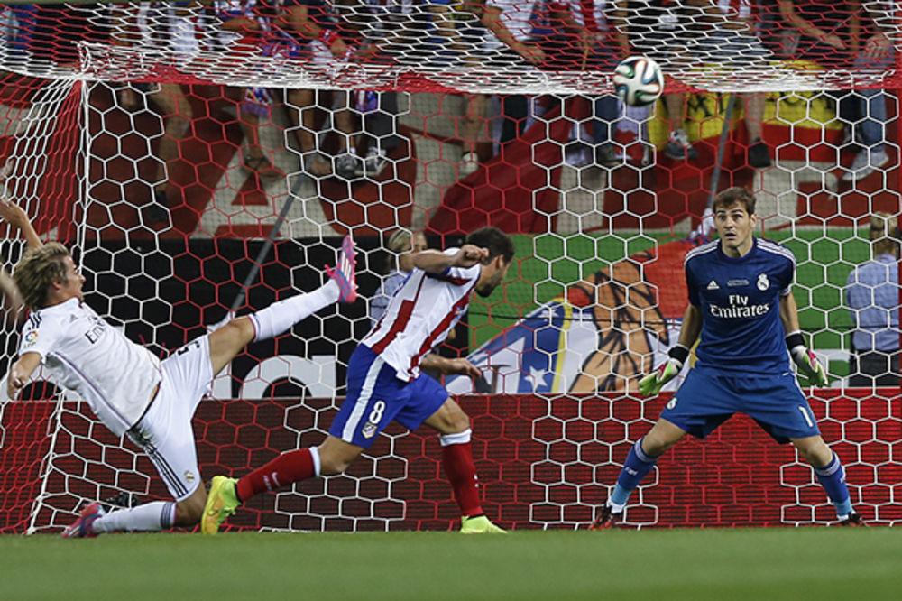 ATLETIKU SUPERKUP ŠPANIJE: Mandžukić u 2. minutu srušio Real!
