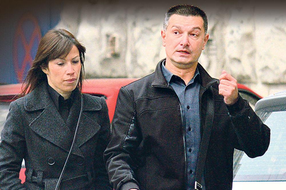 RASPLET: Ognjanovići na saslušanju u policiji