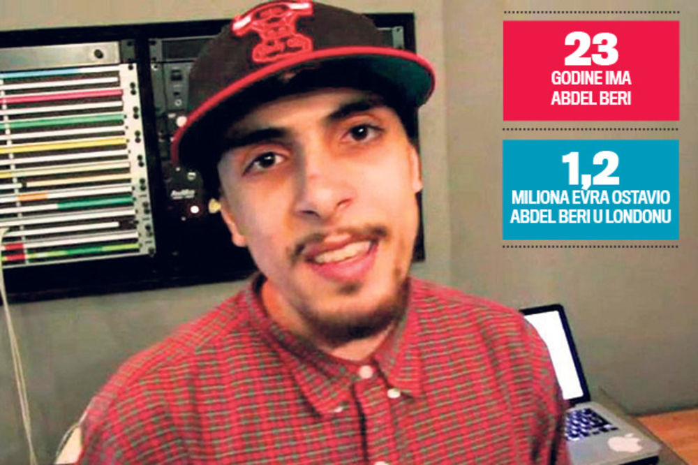 DŽELAT JE BRITANSKI REPER: Američkom novinaru glavu odsekao Abdel-Majed Abdel Beri?