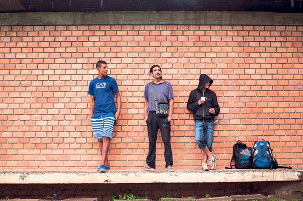 PANIKA U BANJI KOVILJAČI: Azilanti iz Afrike u strahu od ebole!