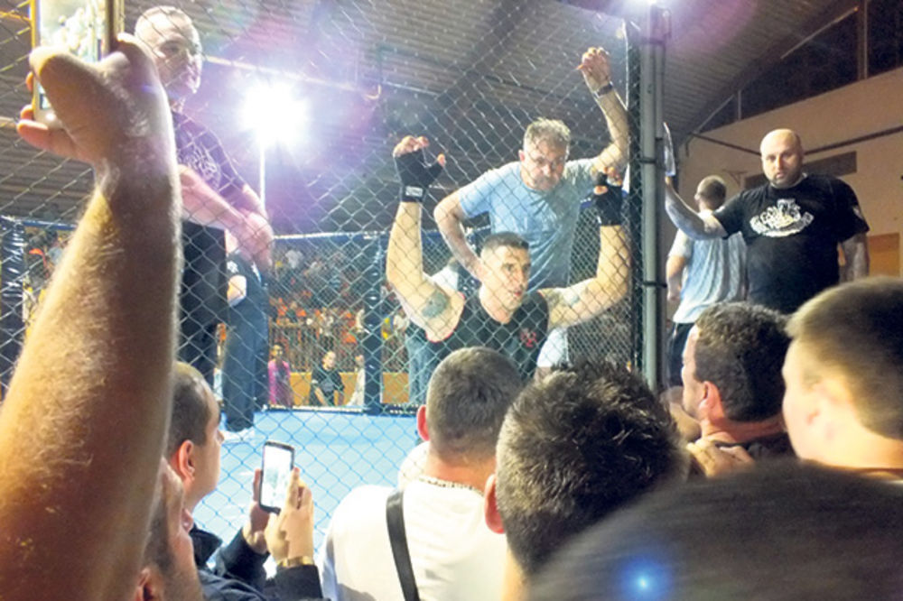 Kristijan Golubović, Adnan Alić, Novi Pazar, tuča, masovna tuča,