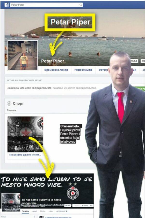 SKANDAL: Partizanu sudi njihov navijač!