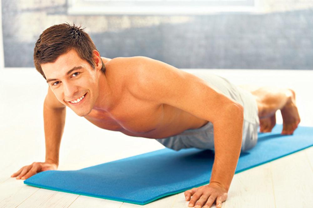 2 PUTA NEDELJNO: Vežbe će usporiti napredovanje artritisa