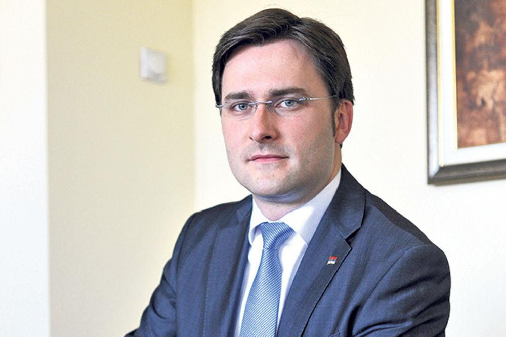 Ministar Selaković sutra u poseti Austriji!