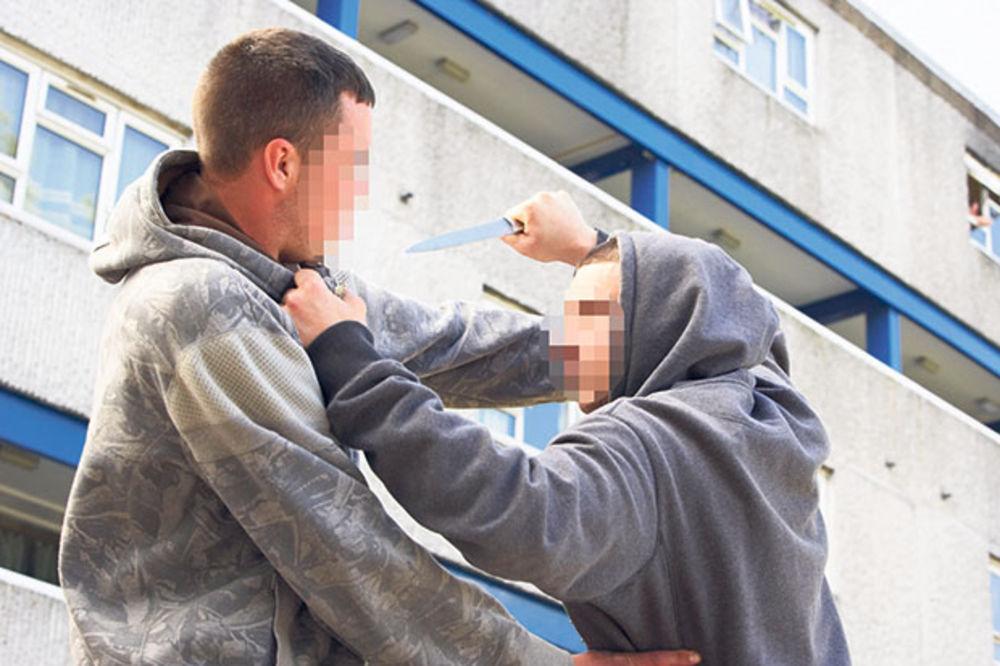 DVA OBRAČUNA U BEOGRADU: I maloletnik među povređenima