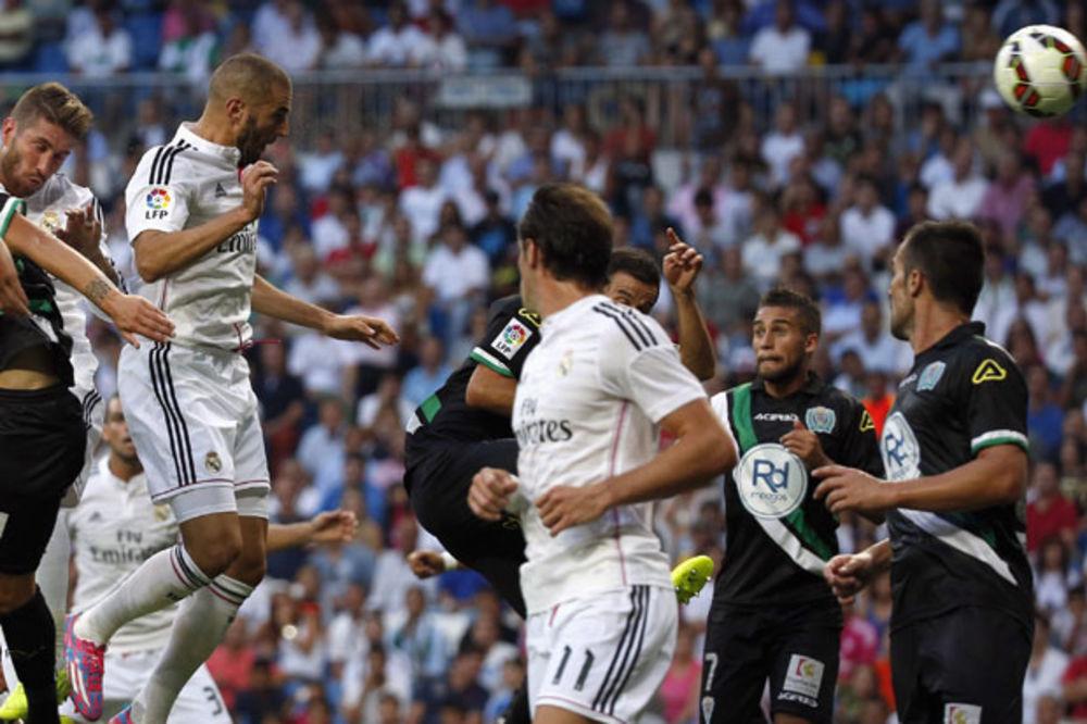 Uhapšena zvezda Real Madrida!