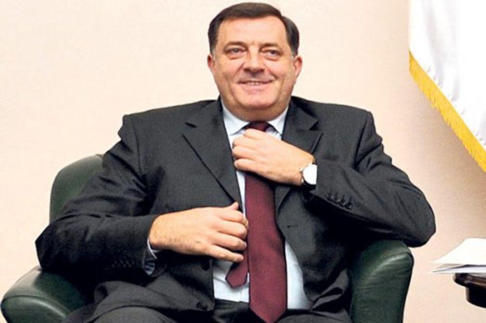Milorad Dodik: Malo sam plaćen!