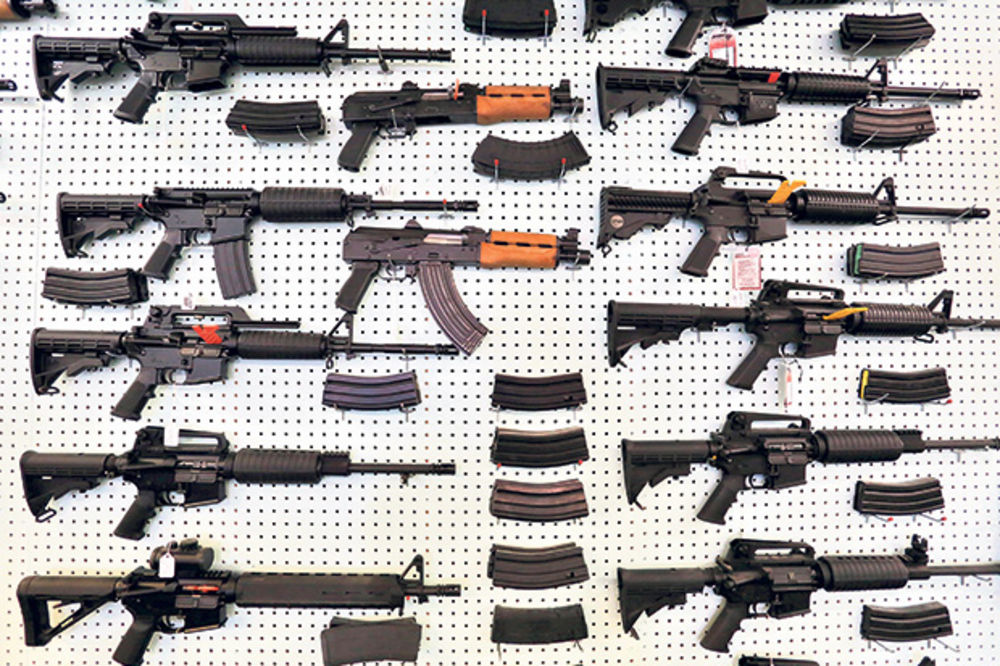 Crnogorac u Siriju švercovao oružje vredno milion dolara