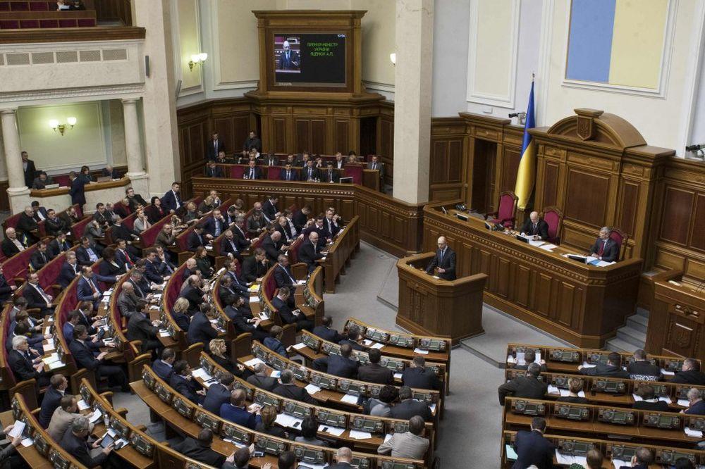 POROŠENKO: 26. oktobra prevremeni parlamentarni izbori u Ukrajini
