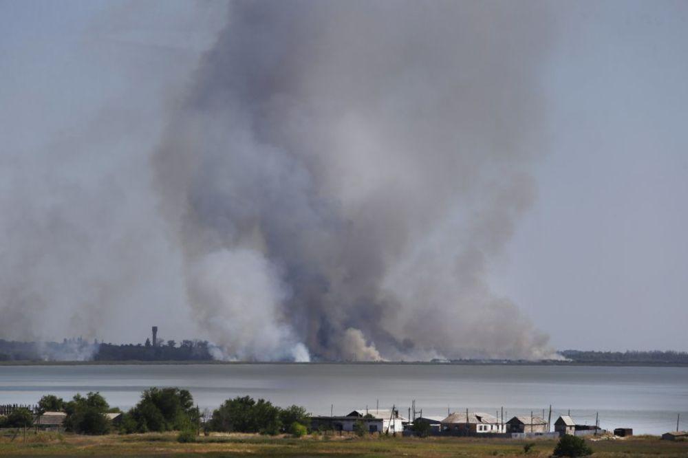 SUKOBI: Novoazovsk i Donjeck pod artiljerijskom vatrom, ima mrtvih