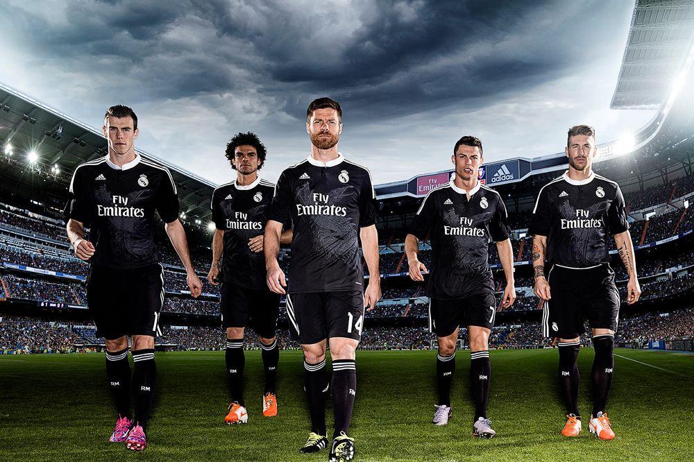 SLOBODNA TEMA: Real Madrid predstavio dresove sa zmajevima