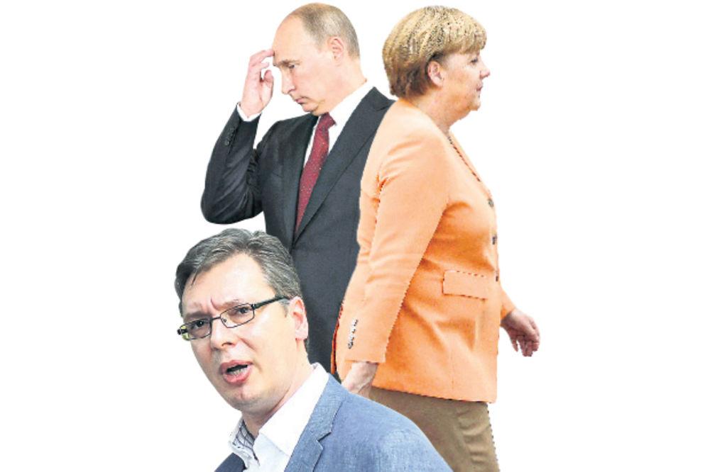 PREDSEDAVAMO OEBSOM: Srbija će pomiriti Rusiju sa Evropom