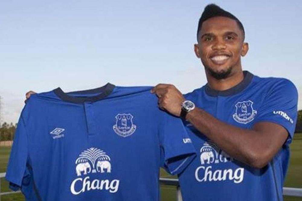 NOVO POJAČANJE KARAMELA: Eto potpisao dvogodišnji ugovor sa Evertonom