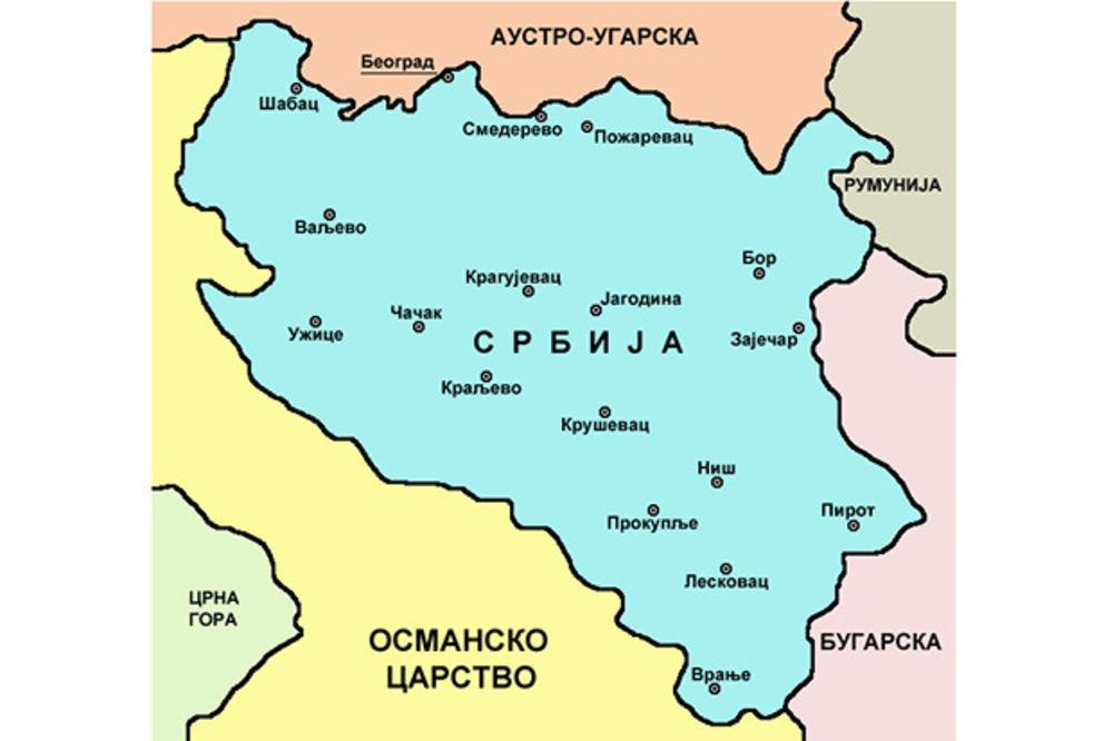 Kneževina Srbija, popis, stanovništvo