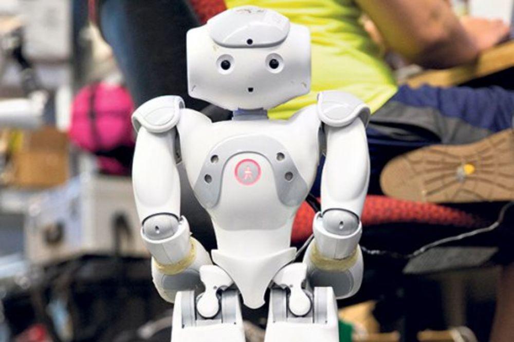 USKORO: Roboti će nam biti šefovi!