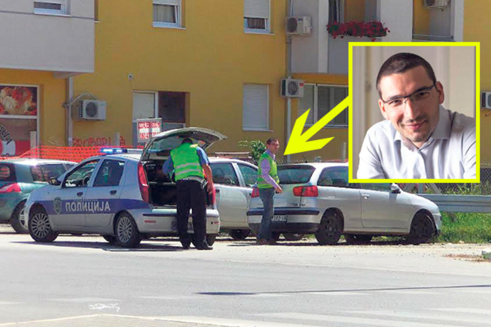 NESREĆA U NOVOM SADU: Predsednik Treće Srbije pokosio biciklistu!