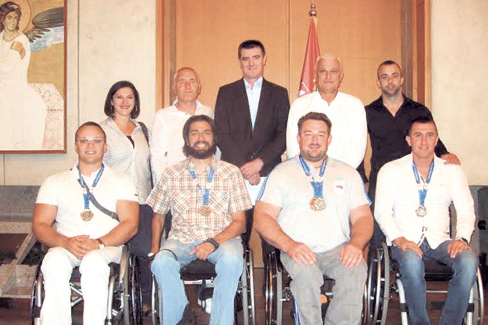 EVROPSKO PRVENSTVO: Paraolimpijci osvojili šest medalja