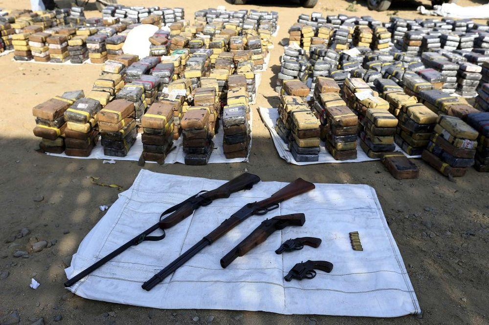 Peru: Policija zaplenila 3,3 tone kokaina sakrivenog u pošiljci uglja