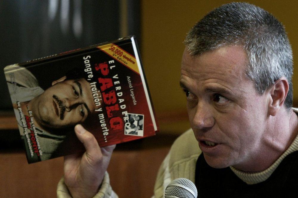 ESKOBAROV UBICA IDE U HOLIVUD: Zloglasni Popej najavio film po svom životu - ako ga prvo ne ubiju!