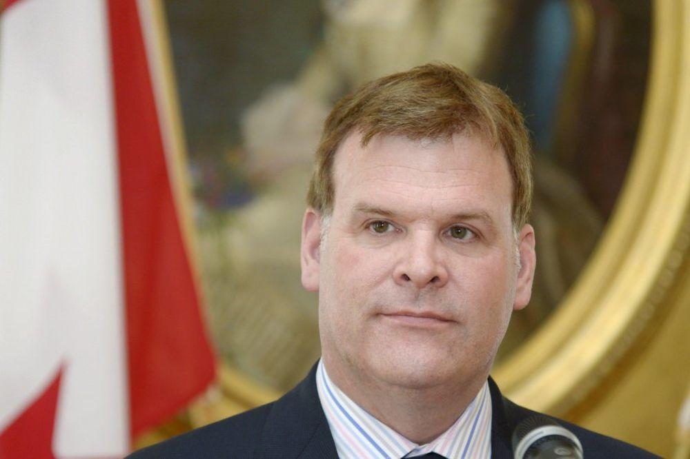 Šef kanadske diplomatije Džon Berd u poseti Srbiji