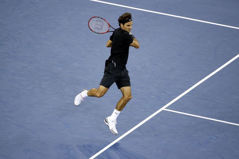(VIDEO) SPOJILE IH PATIKE: Džordan gledao impresioniranog Federera