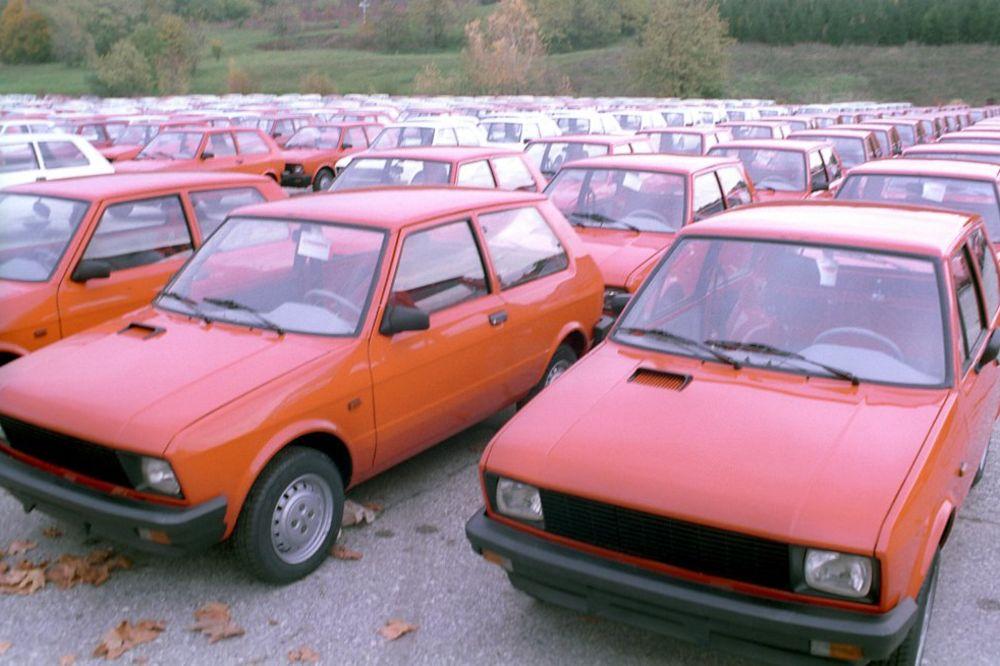 JUGIĆ ZA 8.000 DINARA: Telekom rasprodaje rashodovane automobile