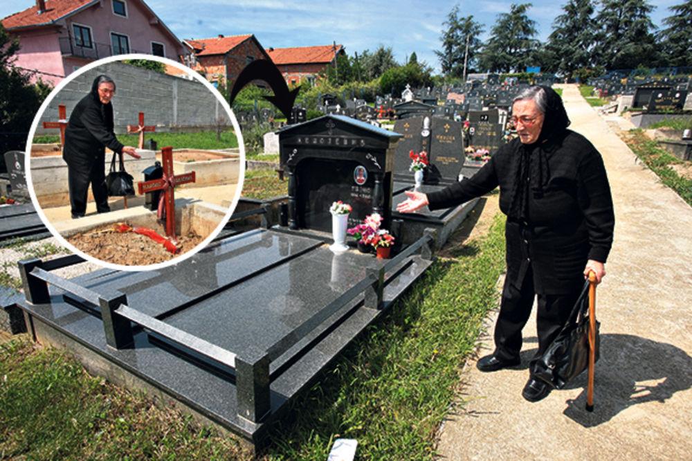PRED SAHRANU OCA DOŽIVELA ŠOK: U grobu mog tate leži drugi čovek!