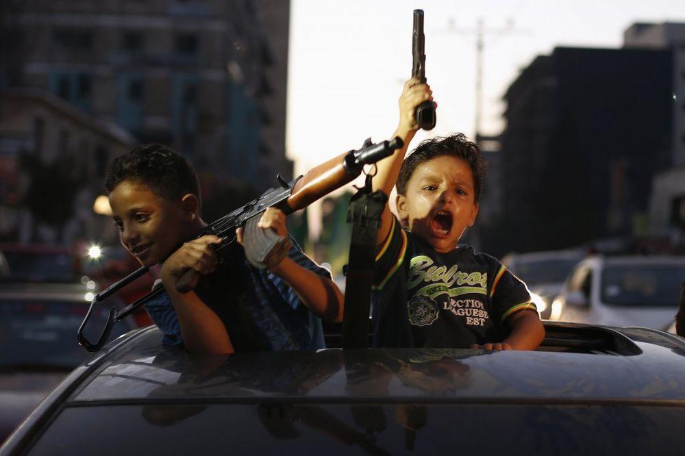 POJAS GAZE: Primirje se poštuje, Abas za trajno rešenje sukoba s Izraelom