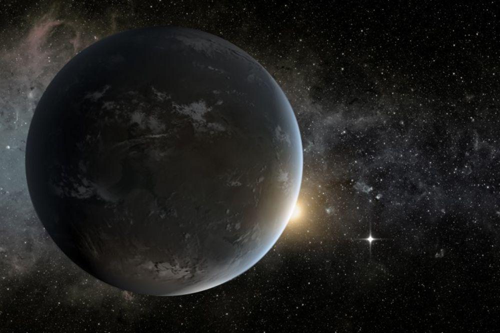 SENZACIONALNO OTKRIĆE: Pronađena planeta van Sunčevog sistema na kojoj pada kiša!