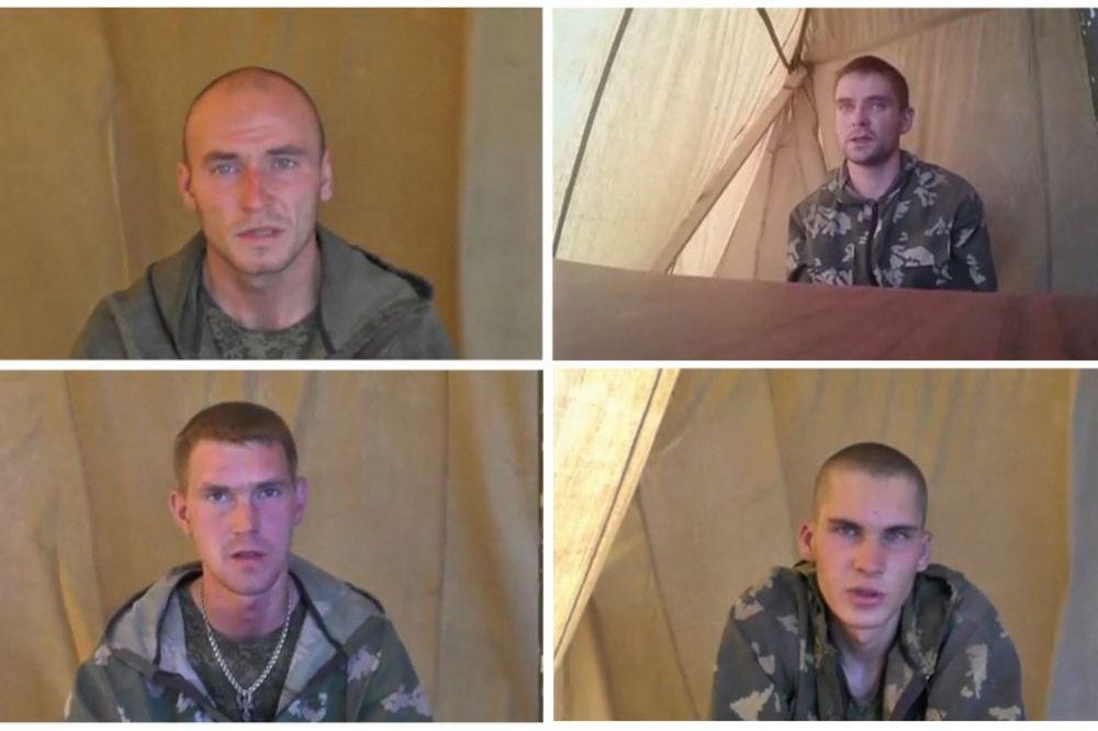 KIJEV: Privedeni ruski vojnici nisu ratni zarobljenici