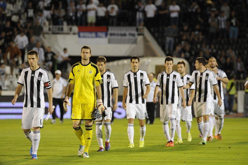 LUKAČ: Partizan je kvalitetniji od Nefčija, idemo u Ligu Evrope