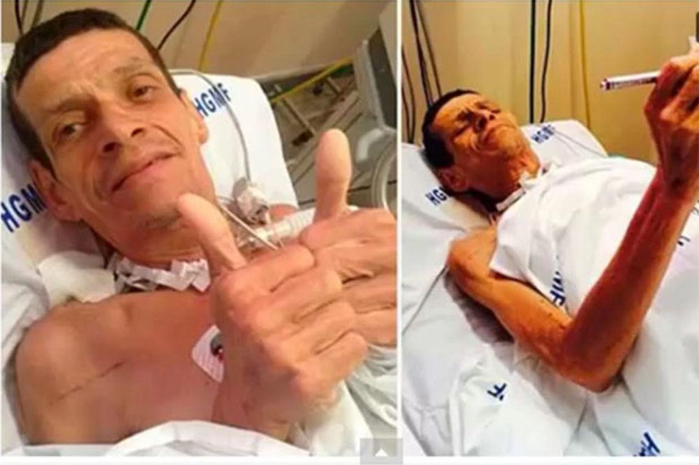 (VIDEO) USTAO IZ MRTVIH: Brat ga oblačio za sahranu, mrtvac otvorio oči!
