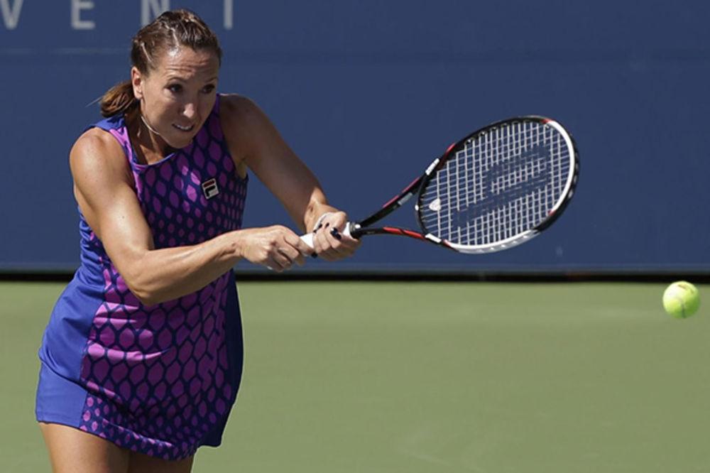 DO POBEDE ZA 57 MINUTA: Jankovićeva izgubila samo gem na putu do osmine finala US opena