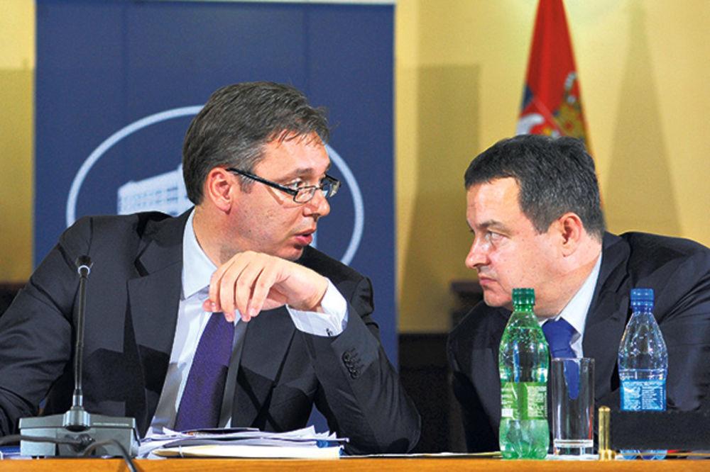 Vučić i Dačić sa kanadskim ministrom spoljnih poslova